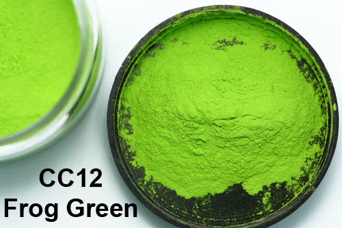 CC12 Frog Green