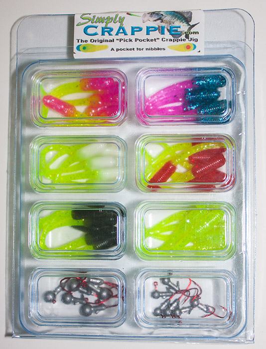 Stinger Panfish Survival Kit